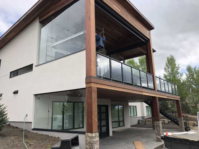 AC Glass Calgary Image Gallery - custom-glass