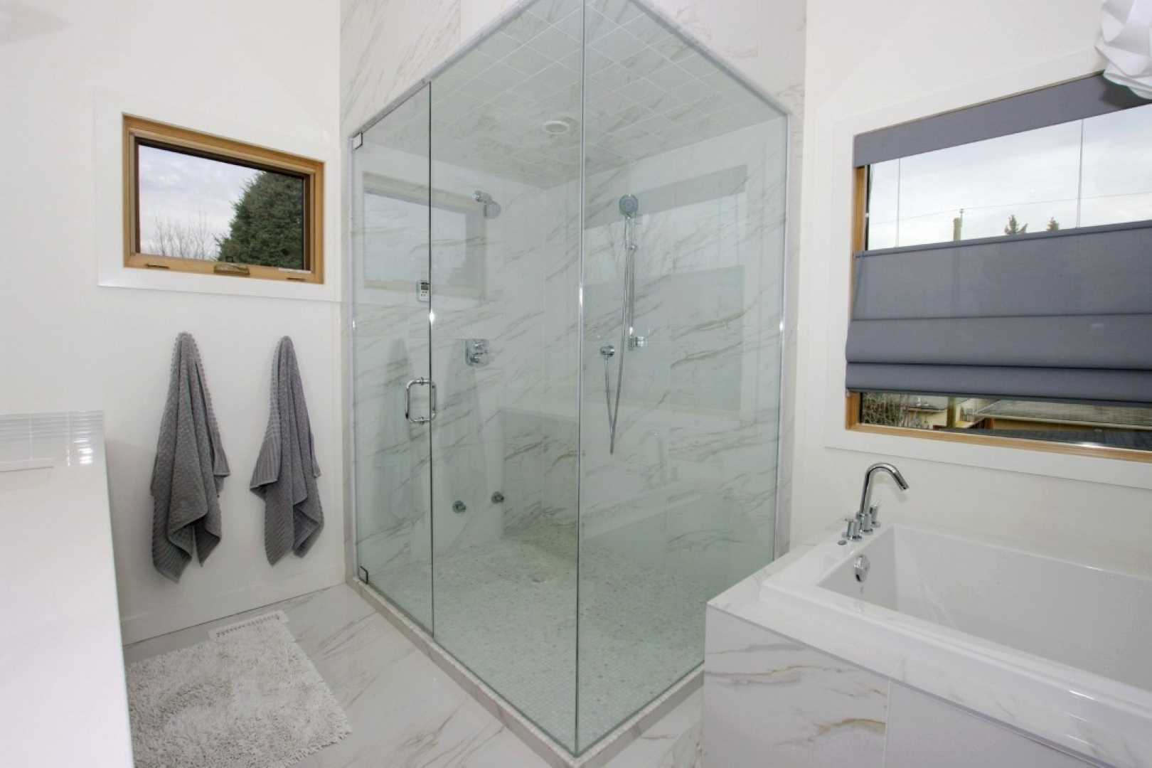 Calgary shower doors frameless shower enclosures ac glass and mirror showers spotlight gallery planetlyrics Image collections