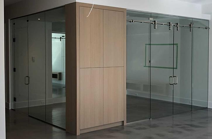 Calgary Custom Glass Storefront AC Glass and Mirror