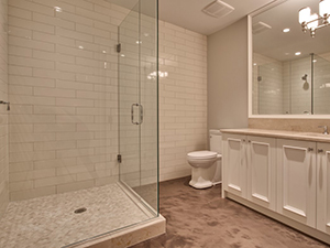 Calgary shower doors frameless shower enclosures ac glass and mirror the shower enclosure is the focal point of a new or remodeled bathroom and serves as a classy alternative to the traditional shower curtain planetlyrics Image collections